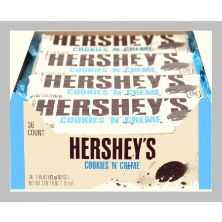 Hershey Cookie N Creme