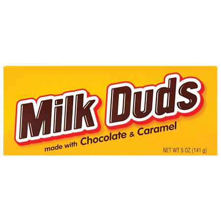 Hershey Milk Duds 141g