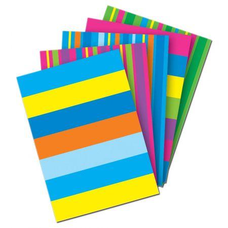 A4 Casebound Designer Notebook Asst