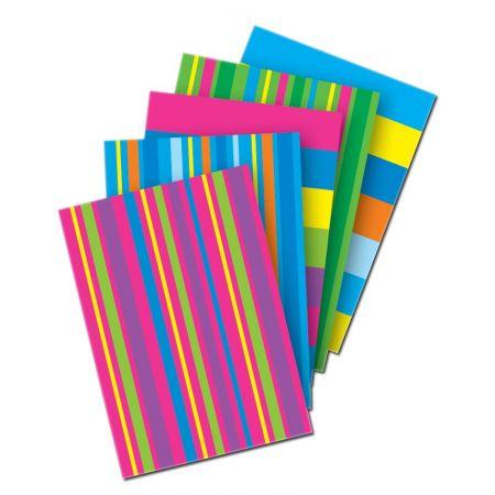 A5 Casebound Designer Notebook Asst