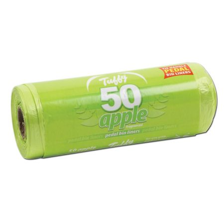 Tuffy 50 Scented Pedal Bin Liners