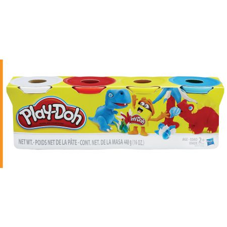 Playdough 4 Pack