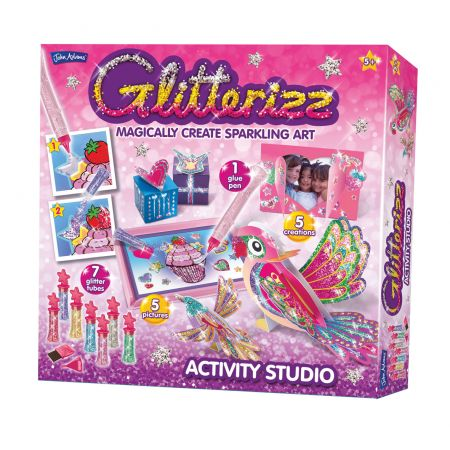 Glitterizz Activity Studio