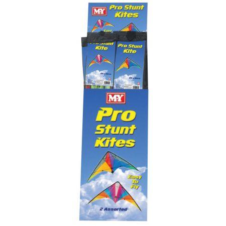 Dual Control Stunt Kite 120cm x 60cm CDU