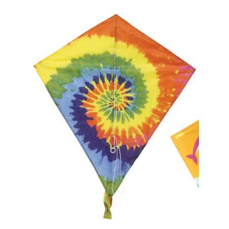 Nylon Diamond Kite 60cm x 70cm CDU
