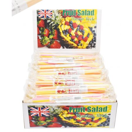 Fruit Salad Rock Sticks
