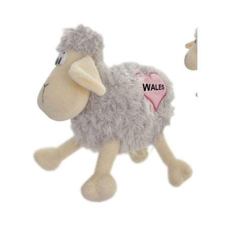 9in Standing Wales Sheep
