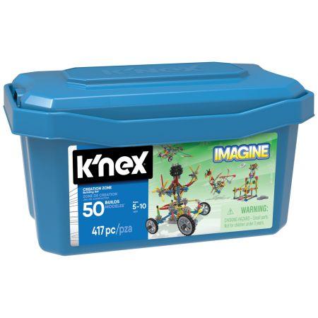 KNex Creation Zone 50 Model