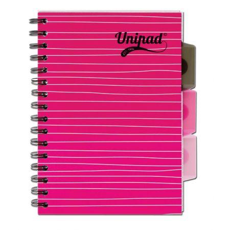 Unipad A5 Project Book Asst CDU