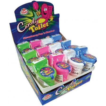 Toilet Candy