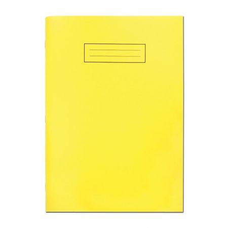 Silvine A4 Polyprop Notebook Asst