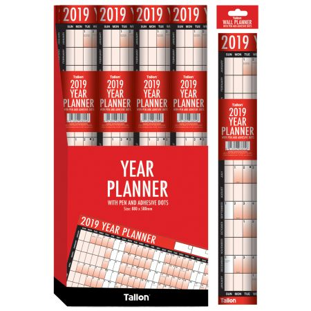 Wall Planner Hang Pack CDU 3805