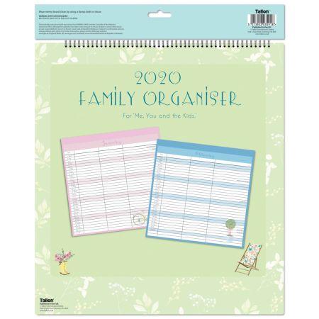 Family Organiser & Pen Asst