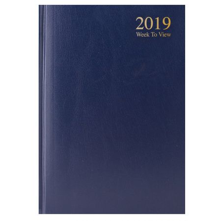 A5 Diary WTV Assorted Colours