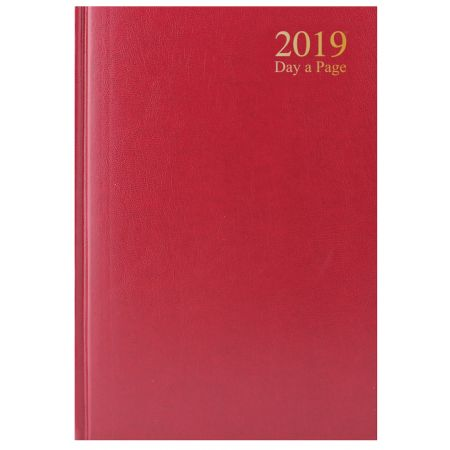 A5 Diary DAP Assorted Colours