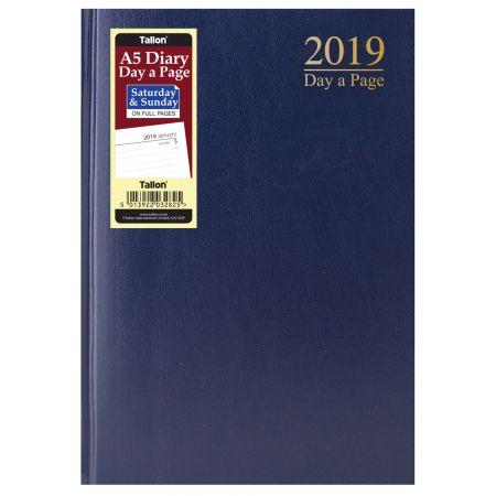 A5 Diary DAP Asst (Full Page Sat & Sun)