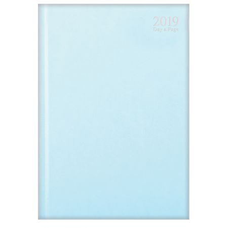 A4 Diary DAP Assorted Pastel
