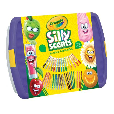 Crayola Silly Scents Tub