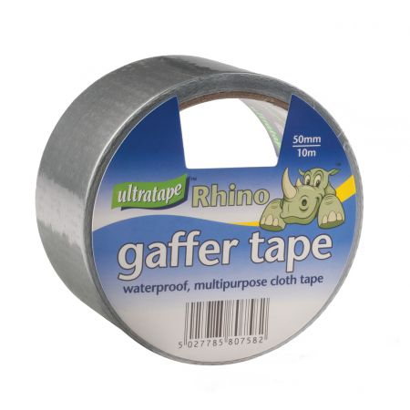 Ultratape 50mm x 10m Rhino Gaffer Tape Hang Pack