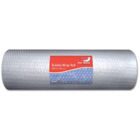 Owl Brand Bubble Wrap Roll 500mm x10m