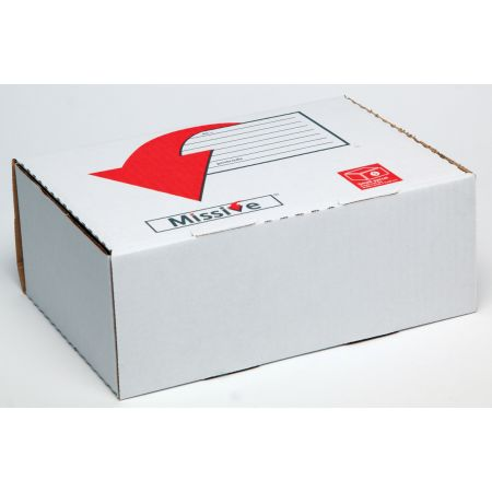 Accessory Postal Box (Small) - 28cm x 18cm x 11cm CDU