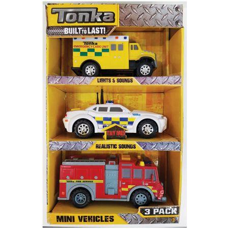 Tonka Minis 3 Pack