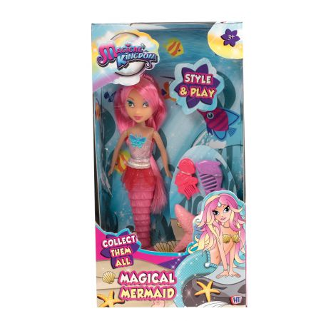 Magical Kingdom Mermaid Asst Hang