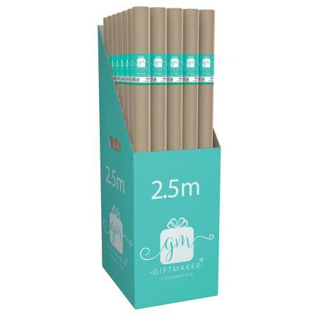 70cm x 2.5m Kraft Paper CDU