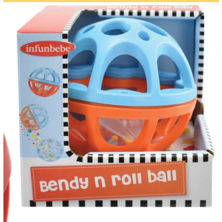 Bendy 'n' Roll Ball Boxed