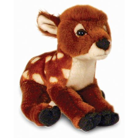 19cm Woodland Animal Asst