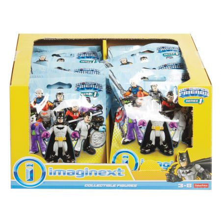 Imaginext 3 DC Hero CDU""