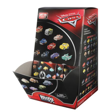 Cars 3 Diecast Blind Bag
