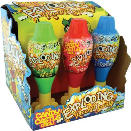 CC Exploding Rocket Spray