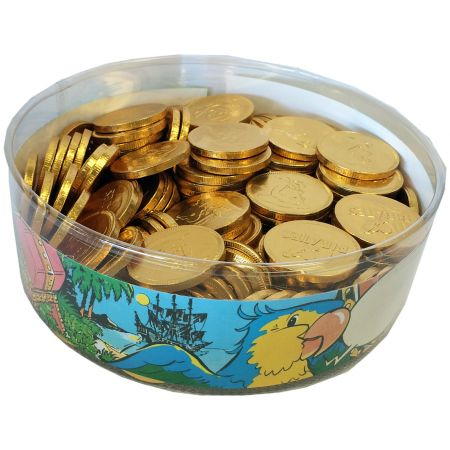 Pirate Gold Coins