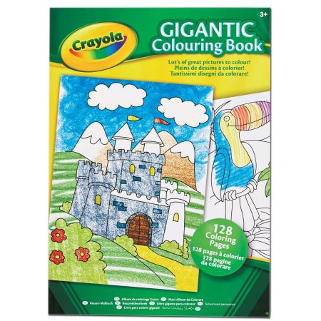 Crayola Gigantic Colouring Book
