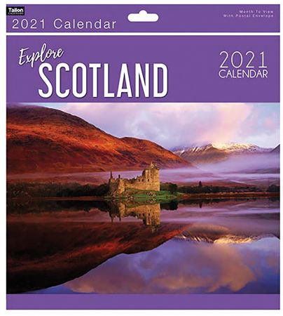 Scotland Explore Calendar