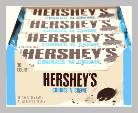 Hershey Cookie N Creme