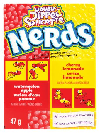 Nerds Double Dipped