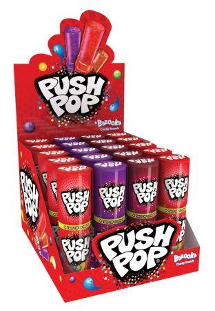 Bazooka Push Pop