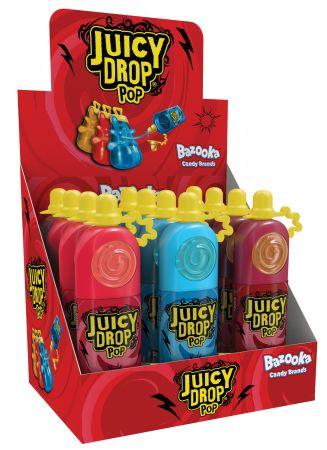 Bazooka Juicy Drop Pop