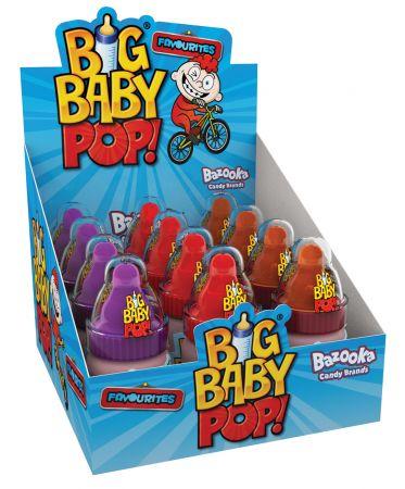 Big Baby Pop Favourites