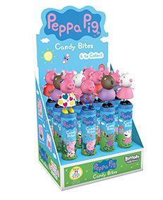 Peppa Candy Bites