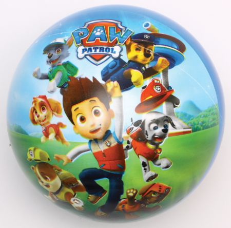 23cm Character Play Ball Assr