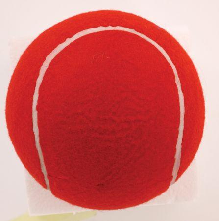 180mm Jumbo Felt Tennis Ball Asst