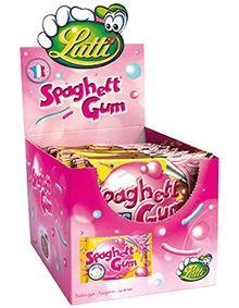Lutti Spaghetti Gum