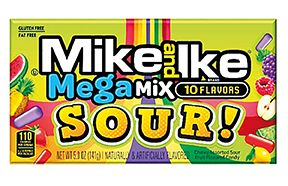 Mike & Ike Mega Sour