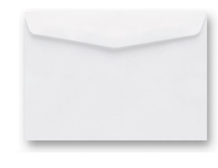 Style 20 Duke White Envelopes