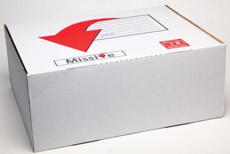 Postal Box 48cm x 38cm x 20cm CDU