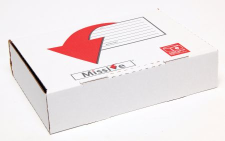 A4 Postal Box 32cm x 22cm x 8cm CDU