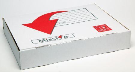 Small Parcel Postal Box 45cm x 35cm x 8cm CDU